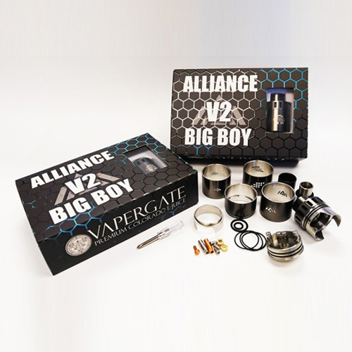 e zigarette wien city vape alliance v2 big boy rda wien. Black Bedroom Furniture Sets. Home Design Ideas