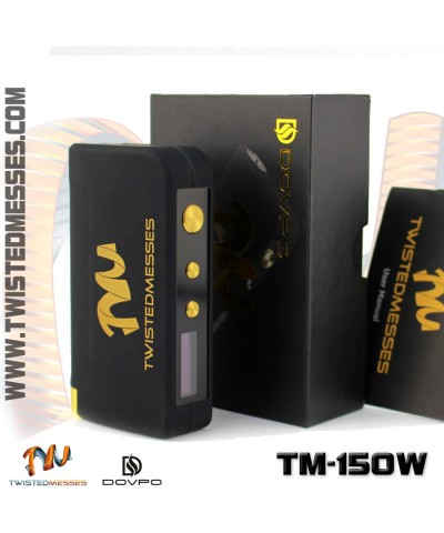 Twisted Messes Box Mod