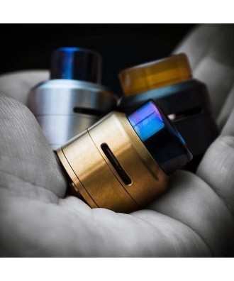 528 Costum- Goon LP RDA (Gold)