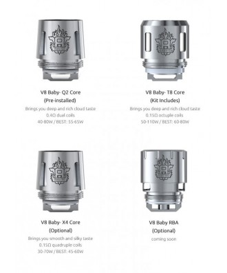 SMOK- TFV8 Baby Coil T6