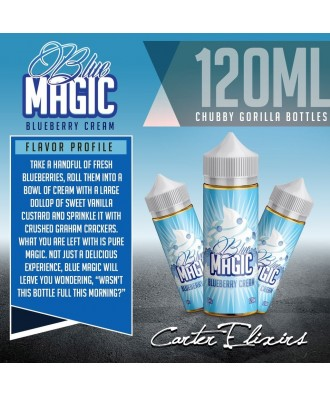 Carter Elixirs - Blue Magic