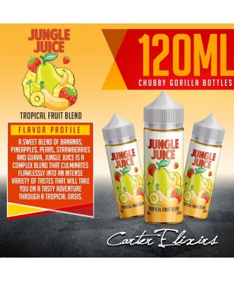 Carter Elixirs - Jungle Juice