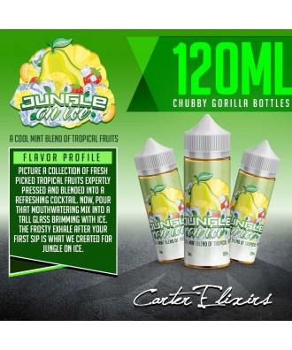 Carter Elixirs - Jungle On Ice
