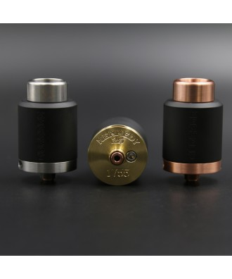 Kennedy 2Post RDA 25mm- Brass