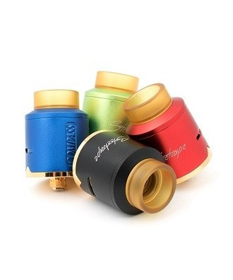 Steel Vape- Compass RDA