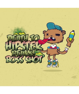 Boss Shots- Hipster Bears