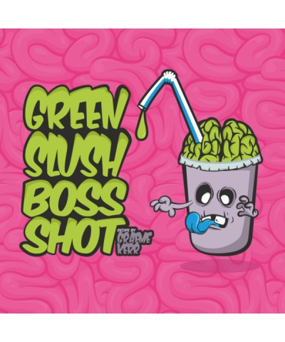 Boss Shots- Green Slush (500ml)
