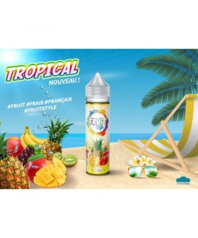 Fruit Style- Tropical