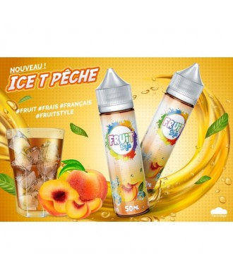 Fruit Style- Ice T Peach