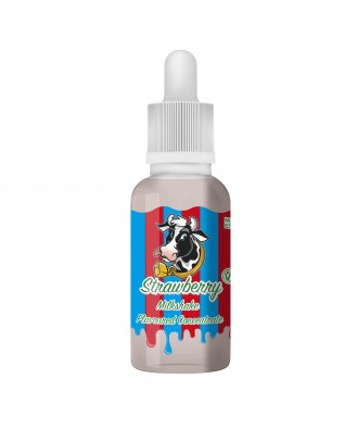 Dripping Flavz- Strawberry Milkshake (30ml)