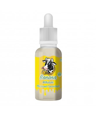 Dripping Flavz- Banana Milkshake (30ml)