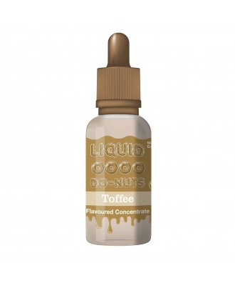 Dripping Flavz- Do-Nuts Toffee (30ml)