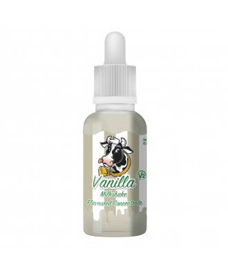 Dripping Flavz- Vanilla Milkshake (30ml)