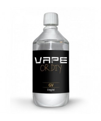Vape or DIY Base- VG (1L)