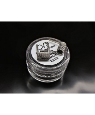 CVP- Staggered Fused Clapton
