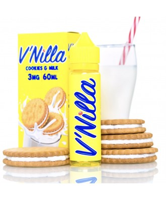 Tinted Brew- V'Nilla Cookie & Milk