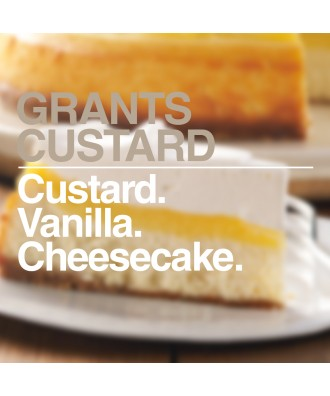 "Boss Shots- Grants Custard ""My Way"""