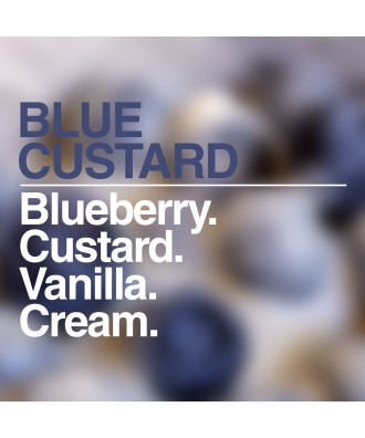 Boss Shots- Blue Custard