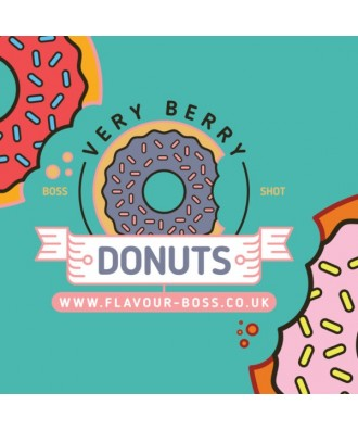 Boss Shots- Very Berry Donuts