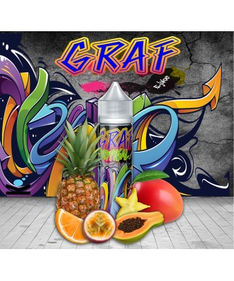 Graf E-Juice- Tropical