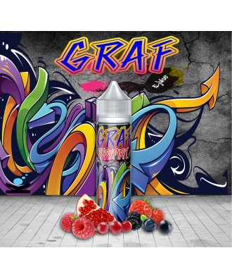 Graf E-Juice- Red Spirit