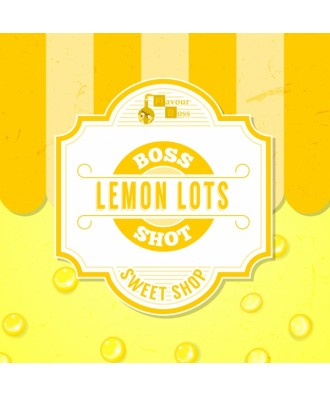 Boss Shots- Lemon Lots