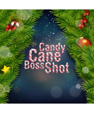 Boss Shots- Candy Cane