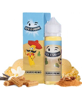 FJ's E Liquid- Churronimo