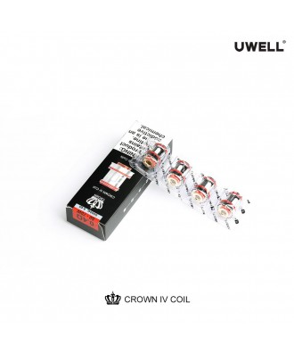 Uwell- Crown 4 Coil (0.4)