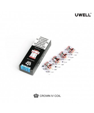 Uwell- Crown 4 Coil (0.2)