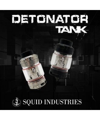 Squid Industries- Detonator Tank