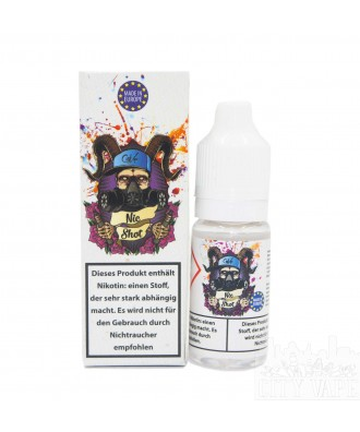 City Vape- Nikotin Shot 18mg (10ml)