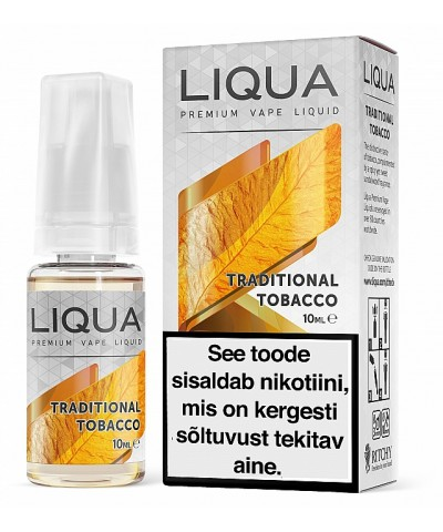 Liqua Q- Traditional 12mg (10ml)