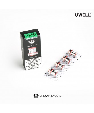 Uwell- Crown 4 Coil (0.25)