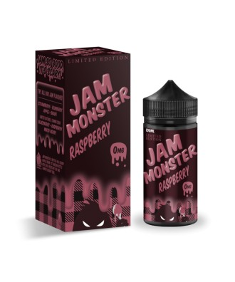 Jam Monster- Raspberry Jam