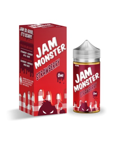 Jam Monster- Strawberry Jam 3mg