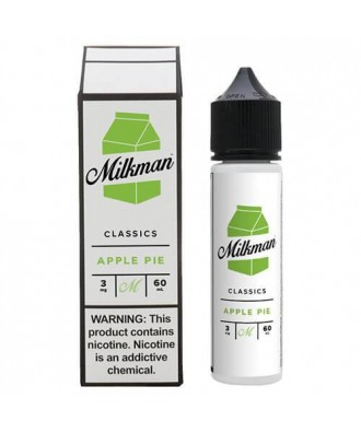 The Milkman- Apple Pie (50ml)