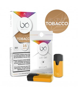 BO CAPS- Blond Tabacco