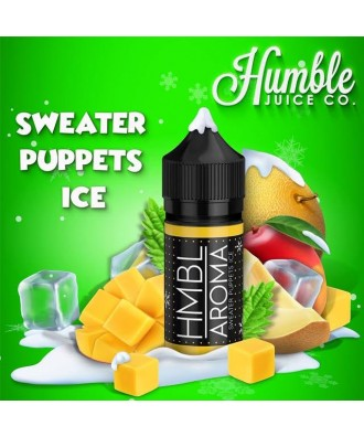 Humble Aroma- Sweater Puppets Ice