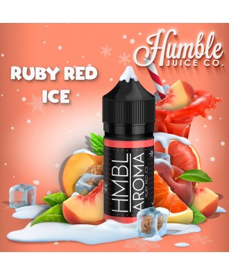 Humble Aroma- Ruby Red Ice