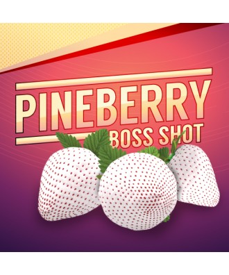 Boss Shots- Pineberry