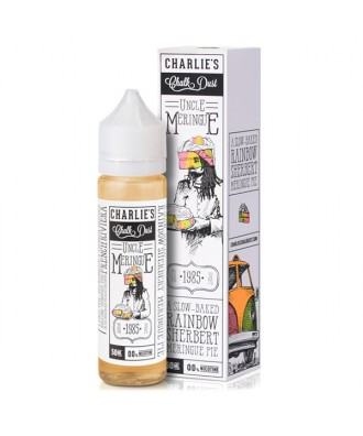 Charlie's Chalk Dust- Uncle Meringue (50 ml)