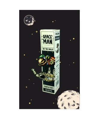 Space Man- On the Balls