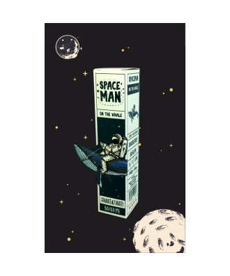 Space Man- On the Whale (50 ml)