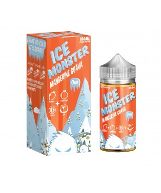 Ice Monster- Mangerine Guava