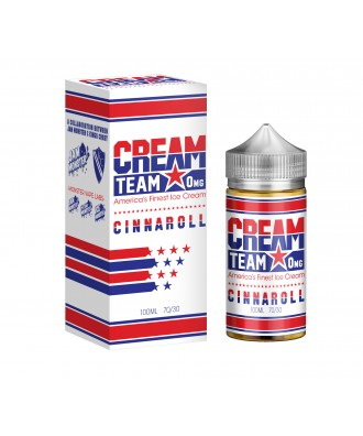 Cream Team-Cinnarol