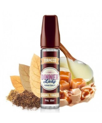 Dinner Lady- Caramel Tobacco (50 ml)