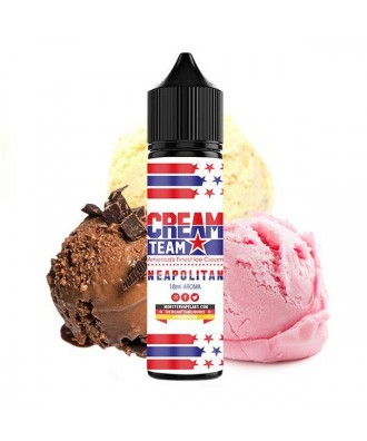 Cream Team Longfill- Neapolitan