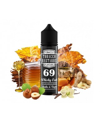 Tobacco Bastards- No. 69 Whisky Oak