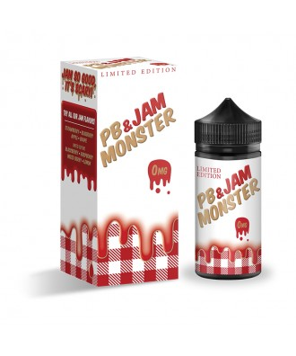 Jam Monster - PB Strawberry Jam